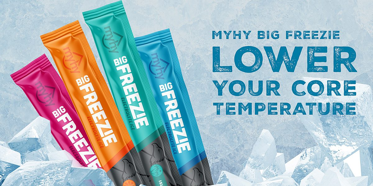 MyHy Big Freezie - Lower Your Core Temperature