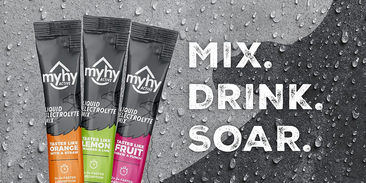 Mix. Drink. Soar.