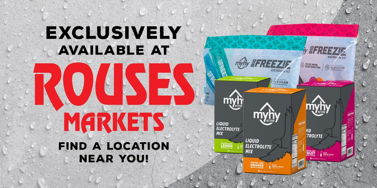 MyHy Products are Now Available at Rouses Markets!